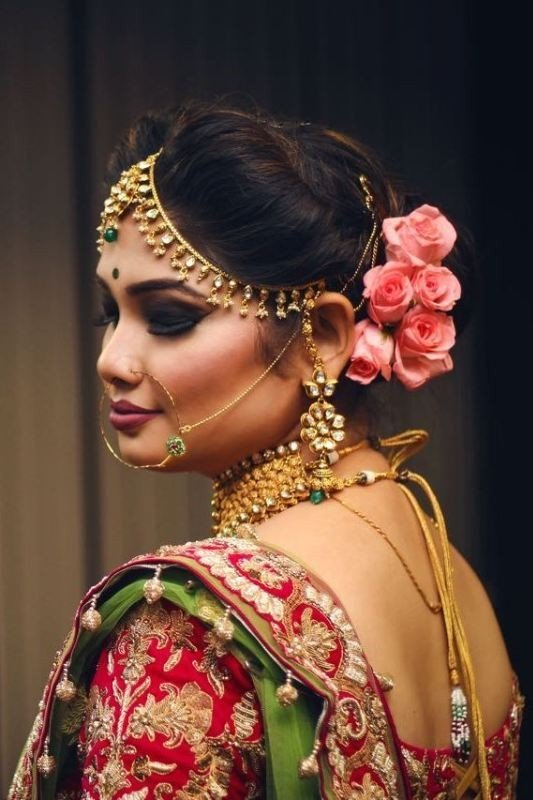 Best bridal makeup artist