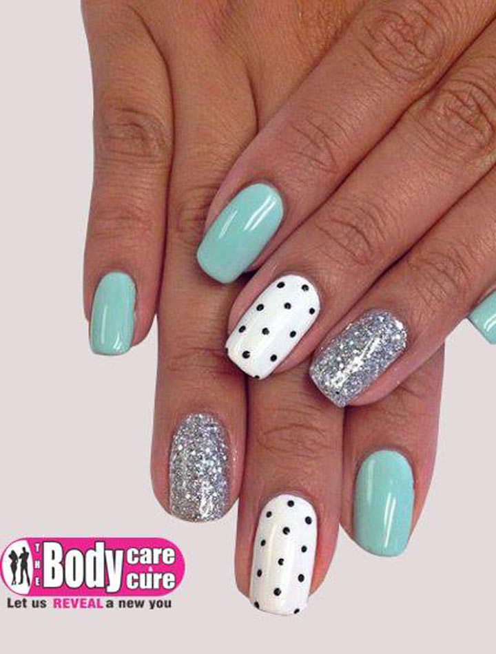 Best Nail Art Nail Spa Extensions Salon Manicure Pedicure In Lucknow